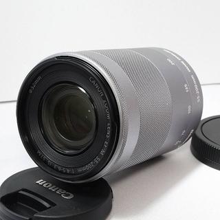 キヤノン(Canon)の❤️新品未使用❤️望遠レンズ キャノン CANON EF-M 55-200mm(レンズ(ズーム))