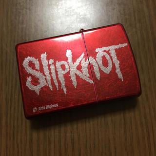 ジッポー(ZIPPO)のslipknot  zippoライター(タバコグッズ)