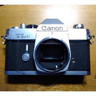 キヤノン(Canon)のCanon TLb 整備済み(フィルムカメラ)