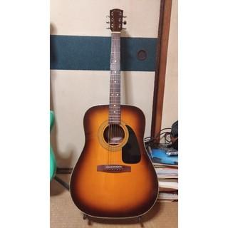 フェンダー(Fender)のfender SAC-3-SB アコースティックギター(アコースティックギター)