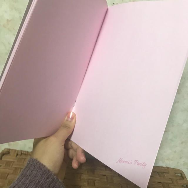 渡辺直美☆ノート&ステッカー セット エンタメ/ホビーのタレントグッズ(お笑い芸人)の商品写真