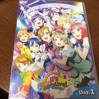 μ's GoGoLoveLive!2015 day2 DVD(アニメ)