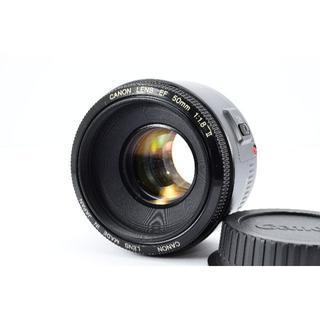 キヤノン(Canon)の★明るい単焦点★キャノン CANON EF 50mm F1.8 II(レンズ(単焦点))
