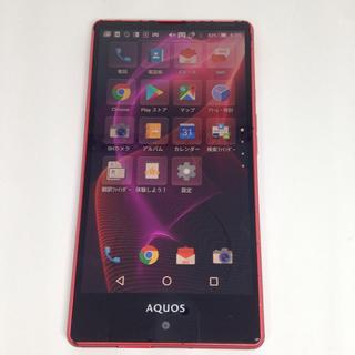エーユー(au)のau SHV33 SIMフリー AQUOS SERIE mini(スマートフォン本体)