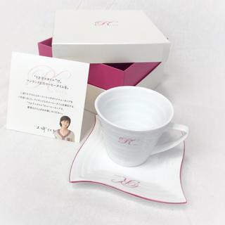 三浦りさ子さん05年プロデュース キーコーヒー カップ&ソーサー+マグカップ