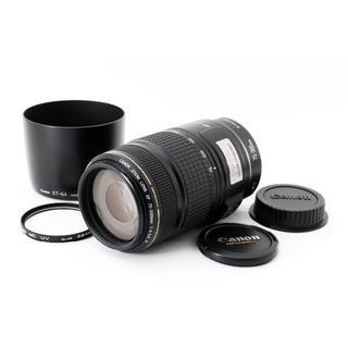 キヤノン(Canon)のK18★Canon EF 75-300mm IS USM #1851-9yma(レンズ(ズーム))