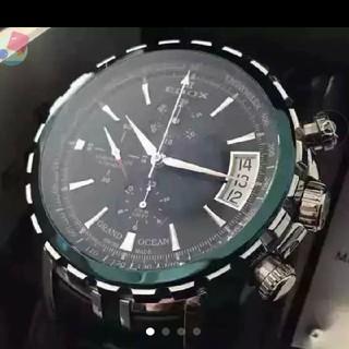 エドックス(EDOX)の最終的値下げエドックスグランドオーシャンクロノグラフ(腕時計(アナログ))