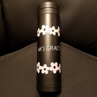 エムズグレイシー(M'S GRACY)の新品未使用!エムズグレイシー ステンレスボトル(水筒)