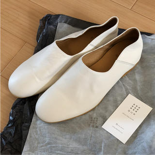 ネストローブ(nest Robe)の新品 que shoes プレーン plain M(ローファー/革靴)