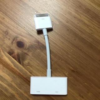 アップル(Apple)の【Apple純正】AVアダプタA1422(映像用ケーブル)