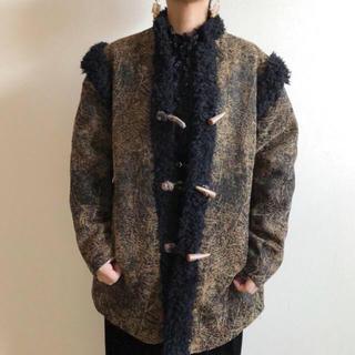 vintage ゴブラン織り アウター ヴィンテージ  コート 古着コート (その他)