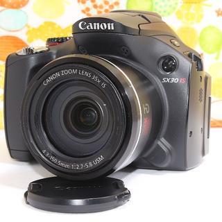 キヤノン(Canon)の❤️これ1台で!自撮りも出来ちゃう❗️Canon SX30 IS❤️(コンパクトデジタルカメラ)
