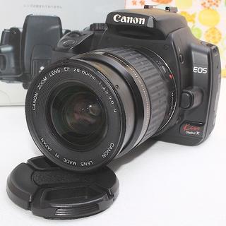 キヤノン(Canon)の限定1台✨リモコン付で楽々撮影❤️初心者向一眼❤️canon digital X(デジタル一眼)