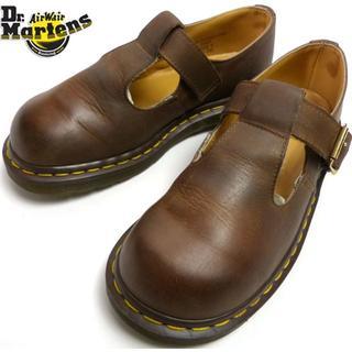 ドクターマーチン(Dr.Martens)のDr.MartensドクターマーチンモンクストラップシューズUK5(23.5cm(ローファー/革靴)