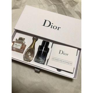 ディオール(Dior)のDior ディオール ディスカバリーセット 香水(香水(女性用))