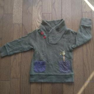 シシュノン(SiShuNon)のシシュノン トレーナー 95 男の子(Tシャツ/カットソー)