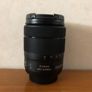 キヤノン(Canon)のCanon EF-S18-135 IS USM レンズ(デジタル一眼)