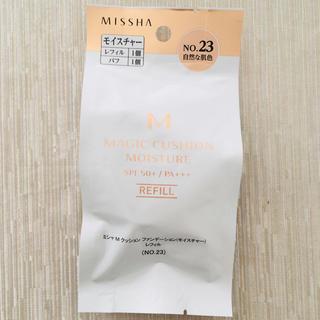 MISSHA - ミシャ M クッションファンデーション モイスチャー レフィル 23番