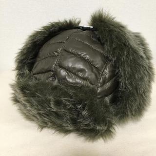 カシラ(CA4LA)のCA4LA Bronte 飛行帽 フライトキャップ ボンバー 帽子 ロシアン帽(その他)