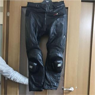 HYODレザーパンツブーツアウト(その他)