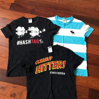 アバクロンビーアンドフィッチ(Abercrombie&Fitch)のabercrombie KIDS  S(Tシャツ/カットソー)