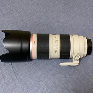 キヤノン(Canon)のキヤノン EF70-200mm F2.8 L IS Ⅱ(レンズ(ズーム))