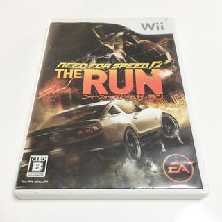 ウィー(Wii)のニード・フォー・スピード ザ・ラン(家庭用ゲームソフト)