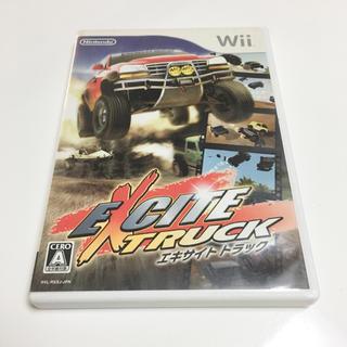 ウィー(Wii)のエキサイトトラック(家庭用ゲームソフト)