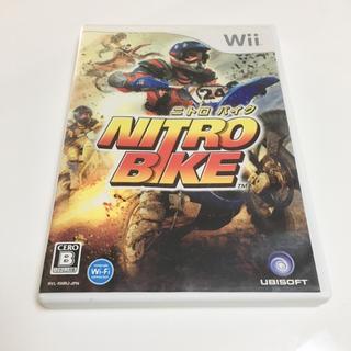 ウィー(Wii)のニトロバイク(家庭用ゲームソフト)