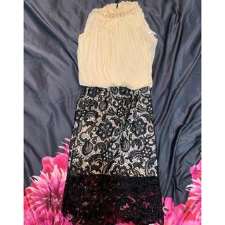 デイジーストア(dazzy store)のドレス(ミディアムドレス)