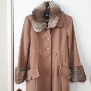 ジルスチュアート(JILLSTUART)のジルスチュアートのコート(ミリタリージャケット)