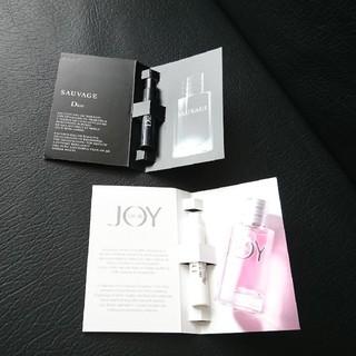 ディオール(Dior)のDior 香水 JOY SAUVAGE 〈セット〉 ジョイ ソヴァージュ(ユニセックス)