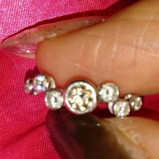 ブラウン(BRAUN)のカシケイ★BRAUNダイヤモンドリング(リング(指輪))