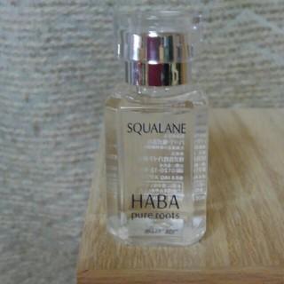 ハーバー(HABA)のハーバー HABA  スクワランオイル(フェイスオイル / バーム)