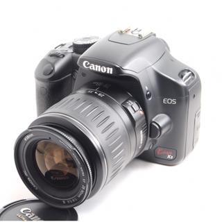 キヤノン(Canon)の✨一眼初心者おすすめ♪✨ Canon kiss X2レンズキット✨(デジタル一眼)