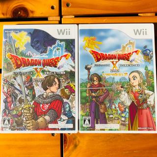 ウィー(Wii)のドラゴンクエストX(家庭用ゲームソフト)