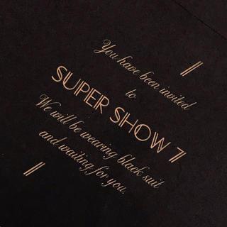 スーパージュニア(SUPER JUNIOR)のSUPER SHOW7 2連番(K-POP/アジア)