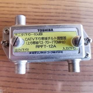 チルト調整器(映像用ケーブル)