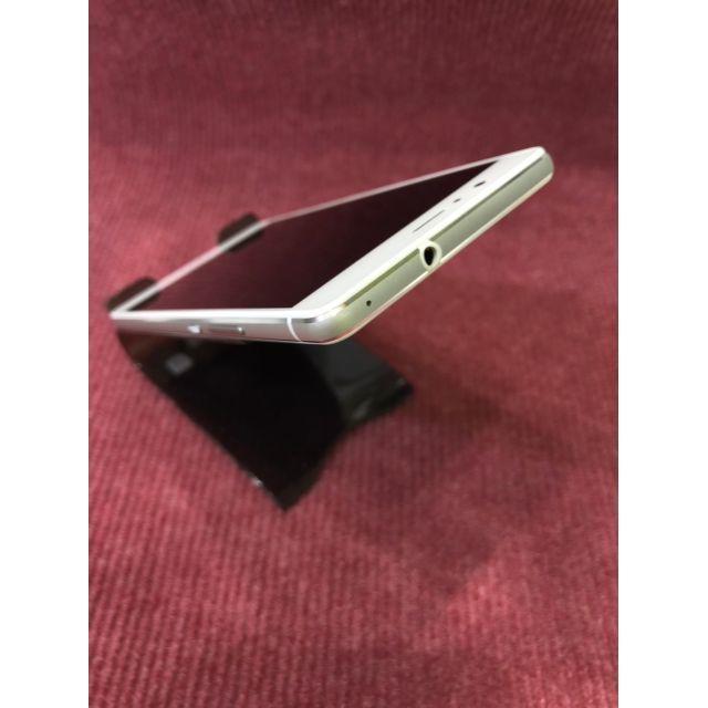 (美品)  HUAWEI P9lite SIMフリー ホワイト スマホ/家電/カメラのスマートフォン/携帯電話(スマートフォン本体)の商品写真