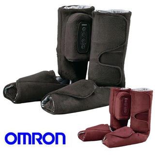 オムロン(OMRON)のOMRON エアマッサージャ(マッサージ機)