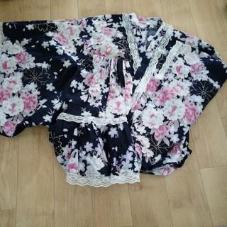 浴衣ドレス 140(甚平/浴衣)