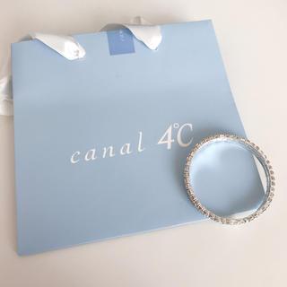 カナルヨンドシー(canal4℃)のCanal4℃ ブレスレット(ブレスレット/バングル)