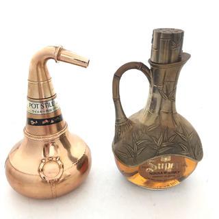 ニッカウイスキー(ニッカウヰスキー)の未開封 ニッカウイスキー 2本セット(ウイスキー)