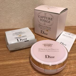 ディオール(Dior)のDior ドリームスキン クッションファンデ(ファンデーション)