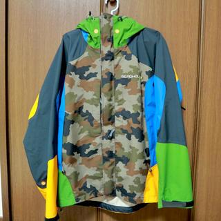 グリフィン(GRIFFIN)のgriffin berghaus protrek jacket(マウンテンパーカー)