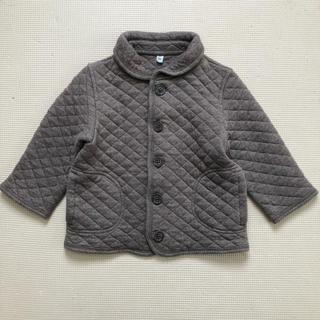 ムジルシリョウヒン(MUJI (無印良品))の無印 キルティングジャケット/コートカーディガンbabygapH&Mzara(ジャケット/コート)