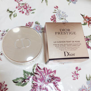 ディオール(Dior)のディオール タンドゥローズ クッションファンデ(ファンデーション)