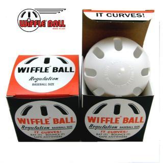 ウィッフルボール WIFFLE ball 2個 箱入(ボール)