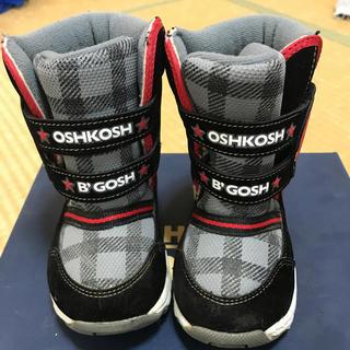 オシュコシュ(OshKosh)のオシュコシュ スノーブーツ 14cm 80 90(ブーツ)