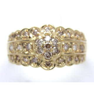 K18 0.70ct ダイヤモンド リング(リング(指輪))